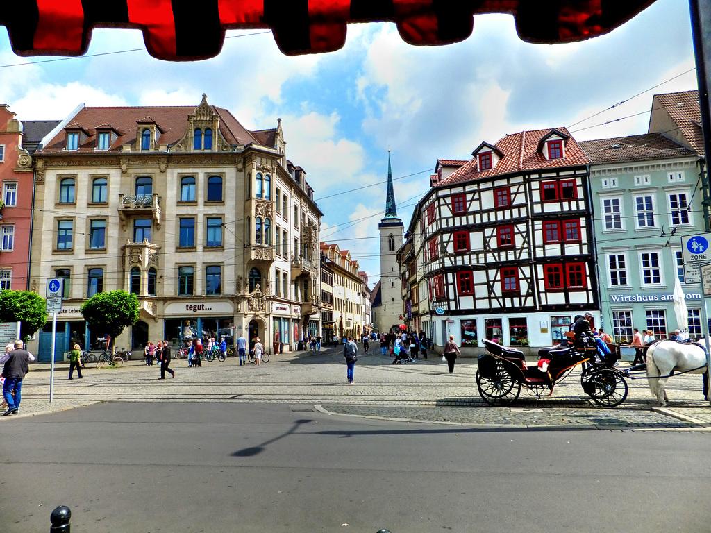 Blick Richtung Altstadt. ©UdoSm