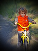 ... il primo nel bike race ... PIP