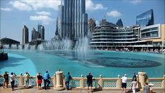 Video. Lake Khalifa Fountain with Arabic Music ©UdoSm