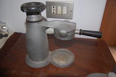 antica macchinetta caffe'  '' la vesuviana''