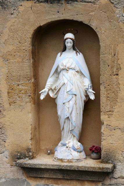 Madonnina a Cornillon Confoux