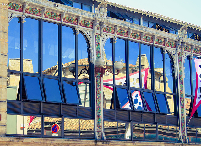 Narbonne - Market Hall