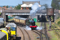 Great Central Railway Loughborough Leicestershire 18th September 2016