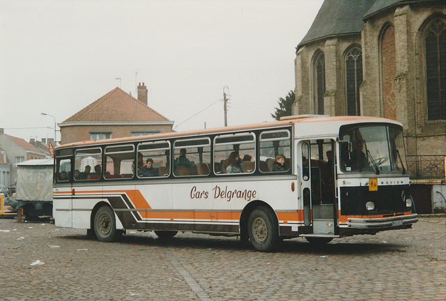 Cars Delgrange 8840 HO 59 in Rexpöede - 25 Mar 1996