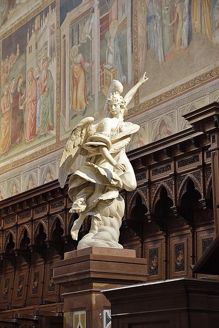 Orvieto- interno Duomo