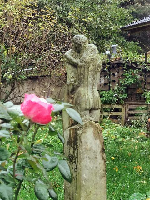 """Die """"Liebenden"""" mit der letzten Rose"""