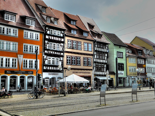 Häuser am Domplatz. ©UdoSm