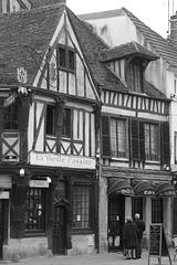 Une des vieilles demeures de Compiegne