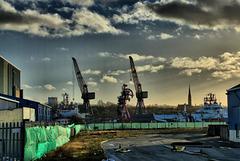 Industrial Skies 1