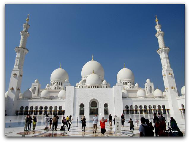 Mezquita Sheikh Zayed (Abu Dabi)