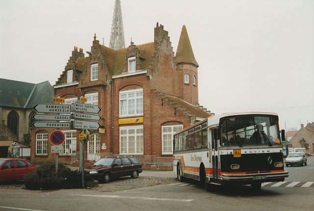 Cars Delgrange 8840 HO 59 in Rexpöede - 25 Mar 1996