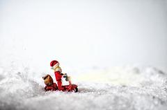 ça patine au pôle nord !