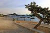 Strand bei Rabac Kroatien