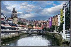 Iglesia y puente de San Antón  -  HFF
