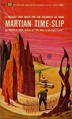 Martian Time-Slip, by Philip K. Dick (1964)