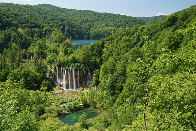 Plitvice Lakes National Park - Galovački buk