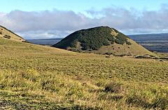 Landscape by Mauna Kea