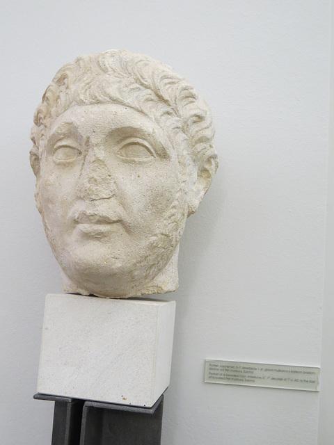 Musée archéologique de Split : Portrait de barbu