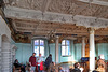 Güstrow, der Festsaal im Schlossmuseum
