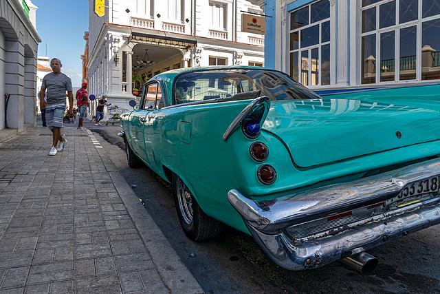 DeSoto rear side