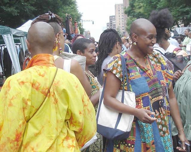 Déesses noires de Harlem / Black Goddesses of Harlem
