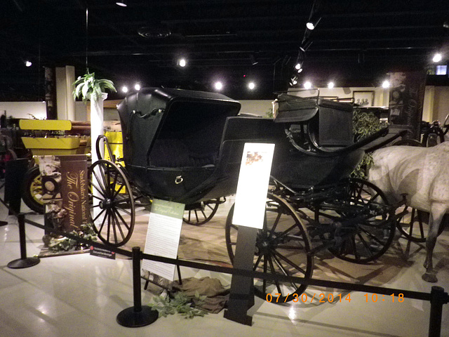 Abraham Lincoln's carriage