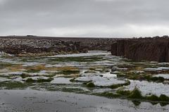 Bolivian Altiplano, Rio Sulor Canyon