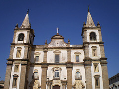 Portalegre Cathedral.