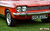 1972 Ford Capri Mk1 3000 GXL - SGN 898L
