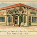 6043. Pavilion at Panama-Pacific Exposition, San Francisco 1915