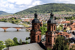A View over Miltenberg/Main