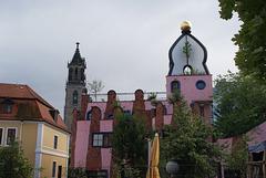 Grüne Zitadelle Magdeburg