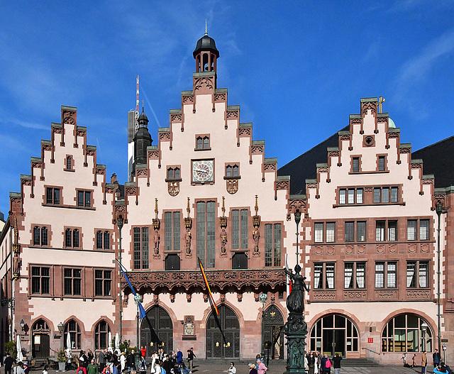 Der Römer von Frankfurt