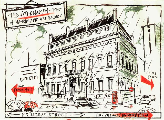 The Athenaeum, Manchester.