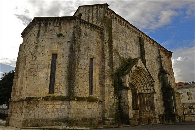 Santarém, Igreja de S. João de Alporão