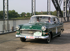 Opel Kapitän P 2,5 (1958) Oldtimer-Rallye Hamburg - Berlin