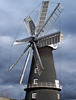 Heckington 8 sailed windmill ( c1830 ) ~ Lincolnshire