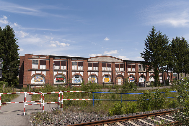 Industriedenkmal Schokoladenfabrik