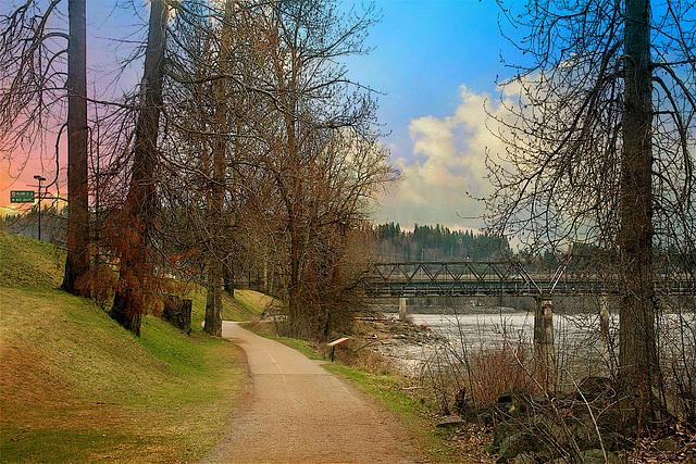 Fraser River - Quesnel BC