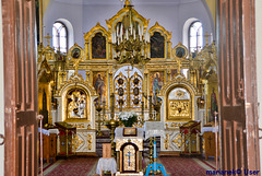 Orthodox church of the Assumption of the Blessed Virgin Mary in Kleszczele
