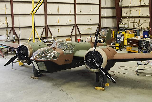 Bristol Blenheim Mk.IV (Bolingbroke)