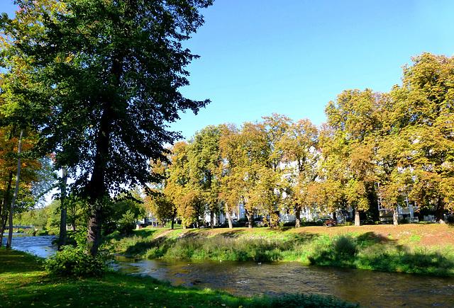 DE - Bad Neuenahr-Ahrweiler - On the banks of the Ahr