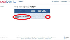 ipernity subscription Step 6