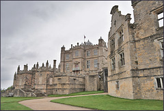 ''World photography day''... Bolsover castle' .. North East Derbyshire - UK.