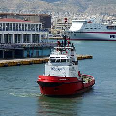 Alexander 5 @Piraeus