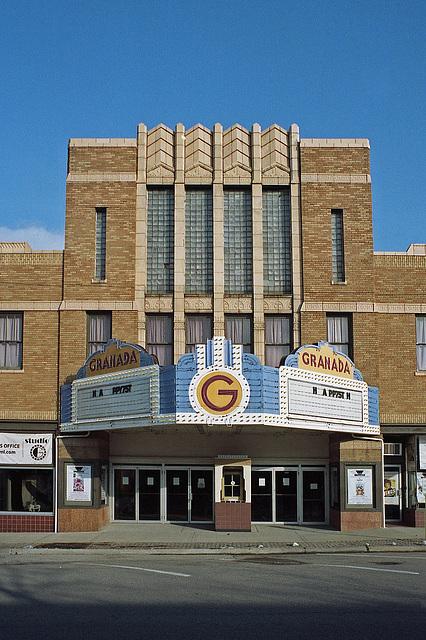 The Granada Theater