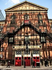 Massey Hall, Toronto