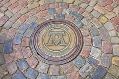 Lüneburg, Kanaldeckel
