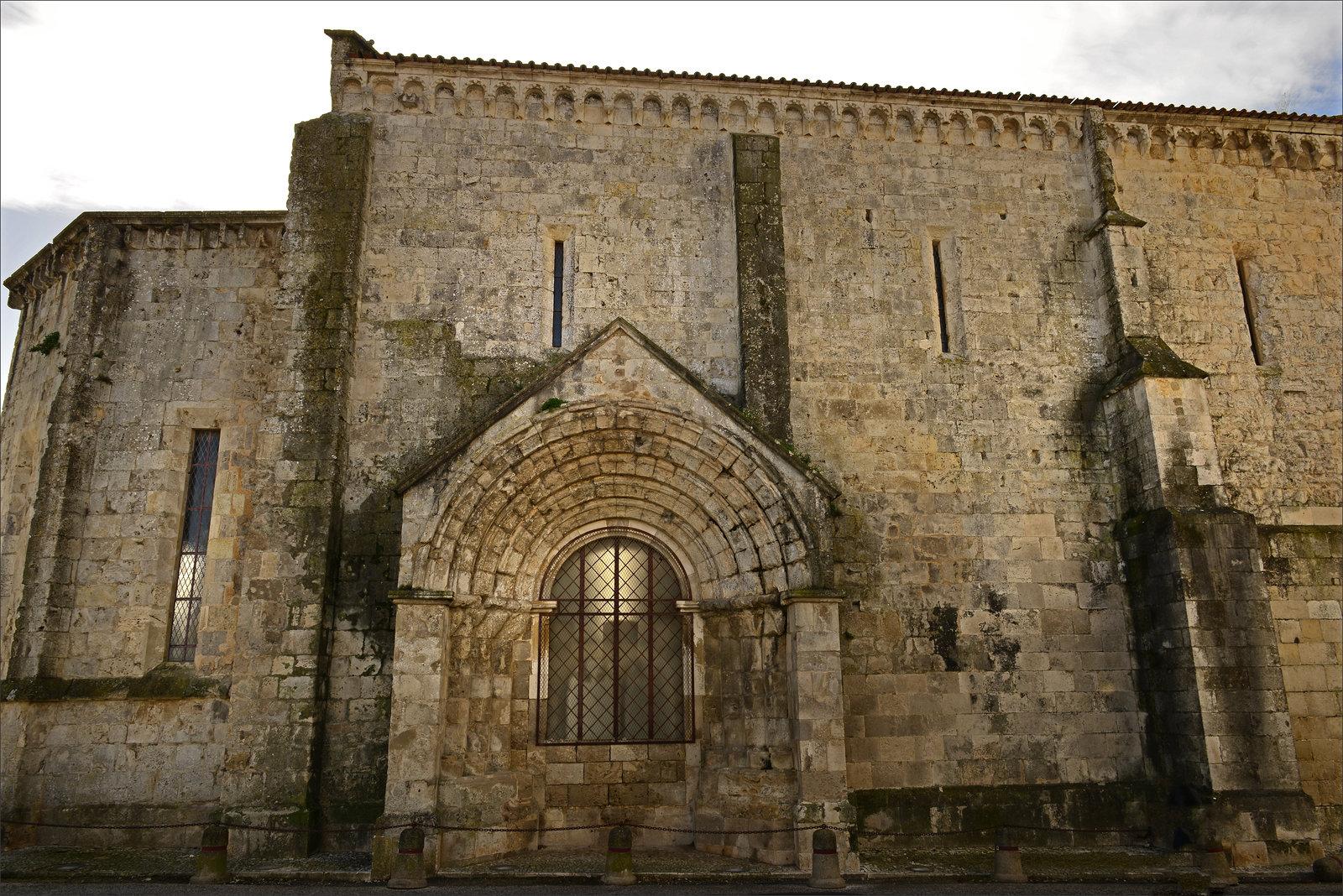 Santarém, Igreja de S. João de Alporão.