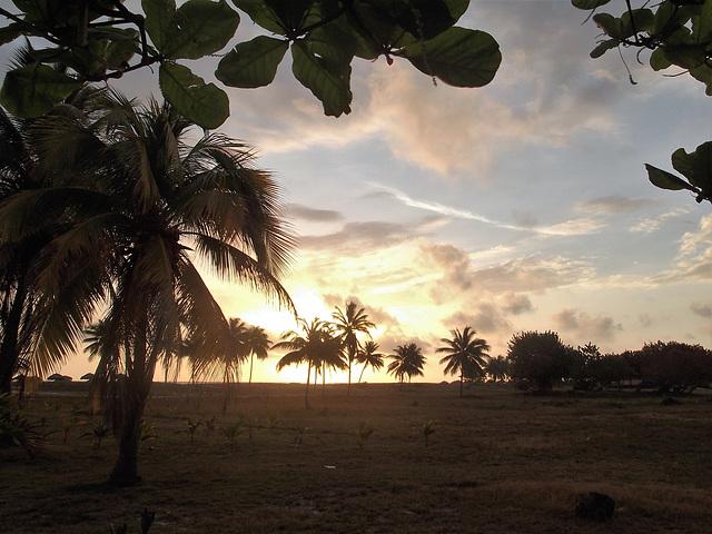 Rising day in Nuevitas